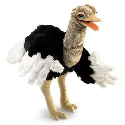 Vogel Strauß - Folkmanis