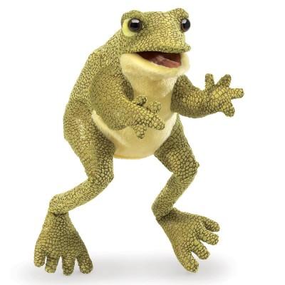 Lustiger Frosch - Folkmanis