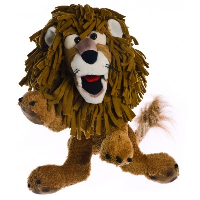 Carl, der Löwe - Living Puppets
