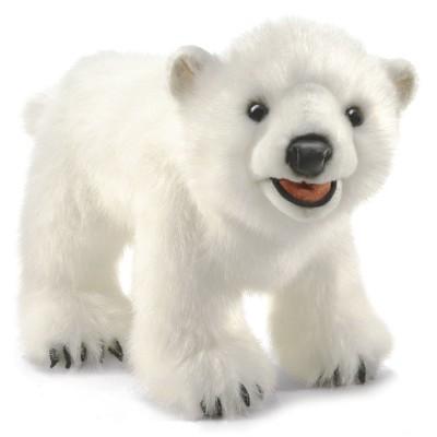 Eisbärenjunges - Folkmanis