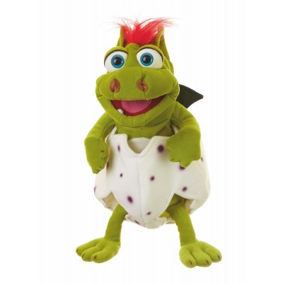 Klein Gregor im Ei - Living Puppets
