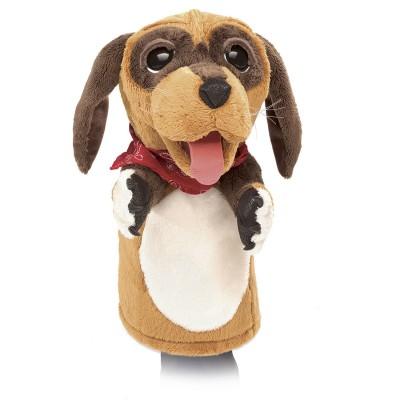 Hund für Puppenbühne - Folkmanis