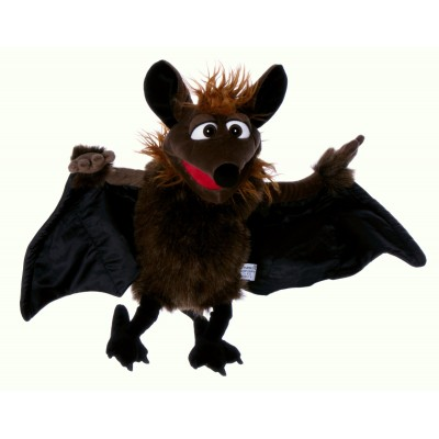 Gaston, die Fledermaus - Living Puppets