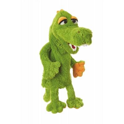 Krokodil Onkel Ulf - Living Puppets