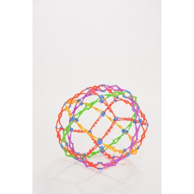 "Hoberman Sphere ""Rings"""