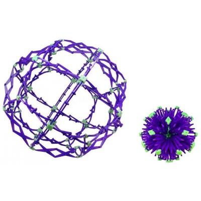 Hoberman Mini Sphere Expanding Universe Glow