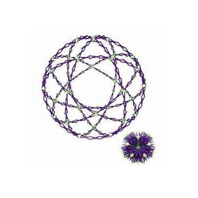 Hoberman Sphere Expanding Universe Glow