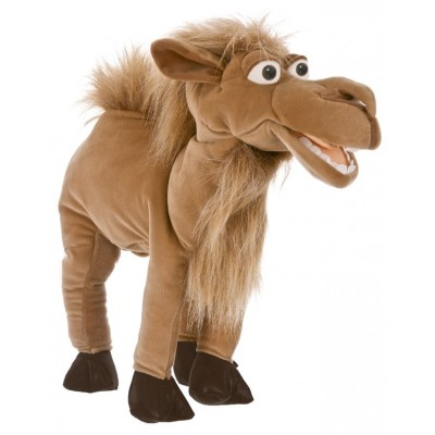 Kalle, das Kamel - Living Puppets