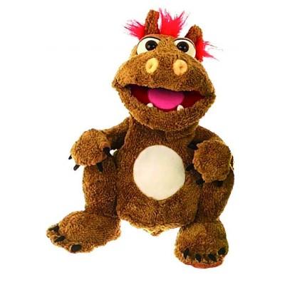 Olli, das Drachenbaby - Living Puppets