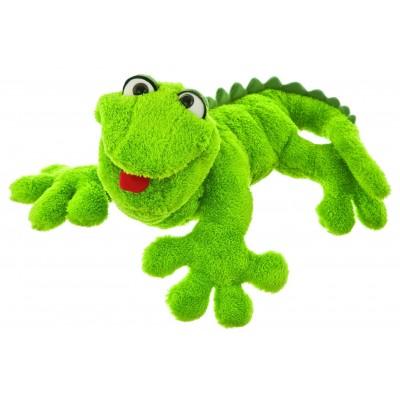 Giovanni, kleiner Gecko - Living Puppets