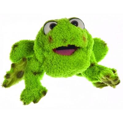 Rolf, der Frosch - Living Puppets