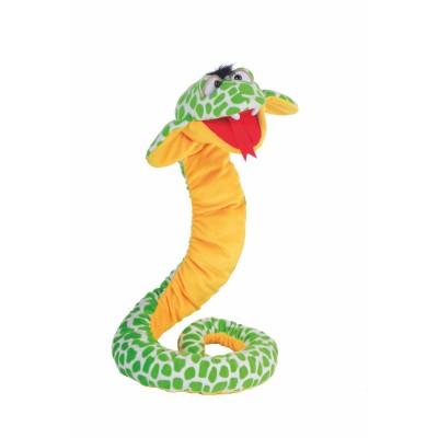 Rababara Mumpitz, die Schlange - Living Puppets