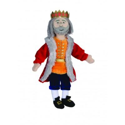 Fingerpuppe König - Puppet Company (REST)