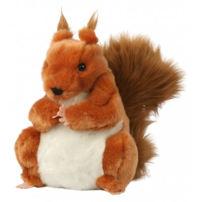 Squirrel (Red) - Puppet Company (REST)