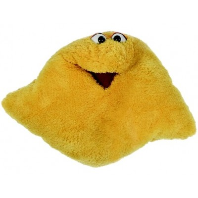 Kissen gelb - Living Puppets