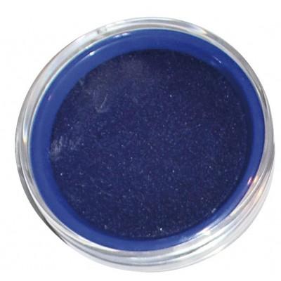 Stempelkissen 9 cm blau