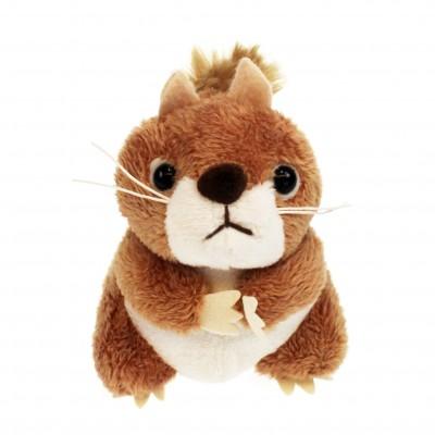 Eichhörnchen (rot) - Fingerpuppe (REST)
