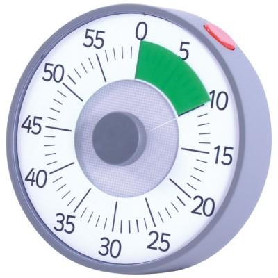 Zeitzeiger mit Batterie und Alarmfunktionen