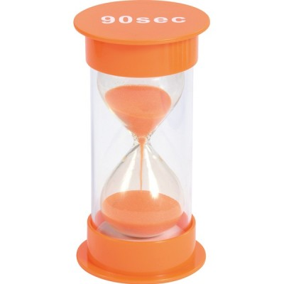 Sanduhr 90 Sek. orange