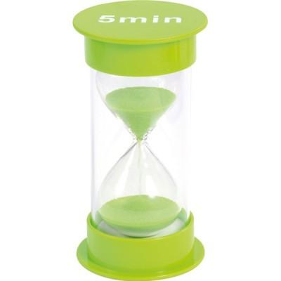 Sanduhr 5 Min. grün