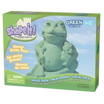 ShapeIt! Sand - grün