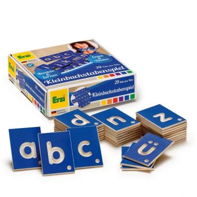 Lernspiel Kleinbuchstaben - Erzi