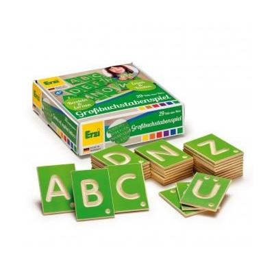 Lernspiel Großbuchstaben - Erzi