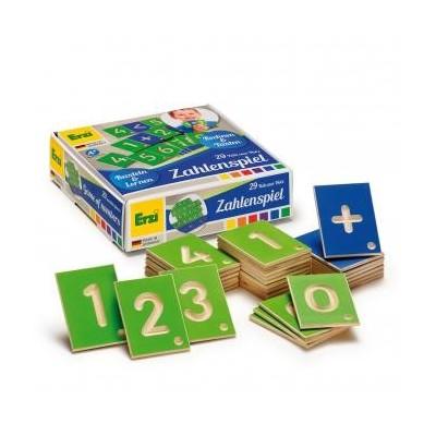 Lernspiel Zahlen - Erzi