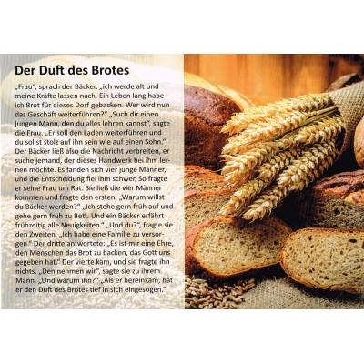 Der Duft des Brotes - Geschichtenkarte