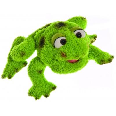 Rolf, Kleiner Frosch - Living Puppets