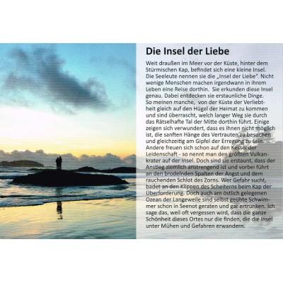 Insel der Liebe - Geschichtenkarte