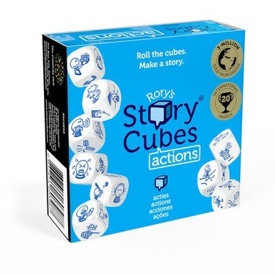 Rory Story Cubes Action
