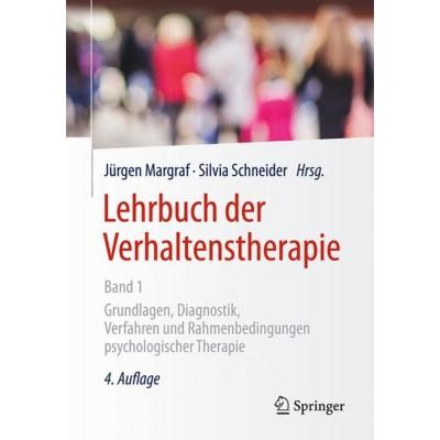 Lehrbuch der Verhaltenstherapie, Band 1