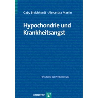 Hypochondrie und Krankheitsangst