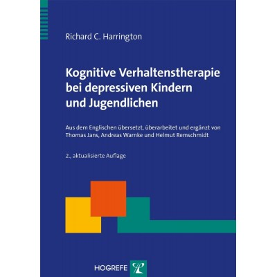 Kognitive Verhaltenstherapie bei depressiven Kindern und...