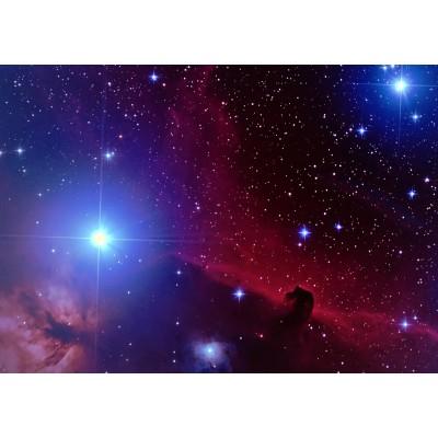 Diverse Bilder des abendlichen Sternenhimmels