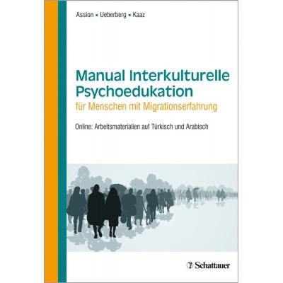 Manual Interkulturelle Psychoedukation für Menschen mit...