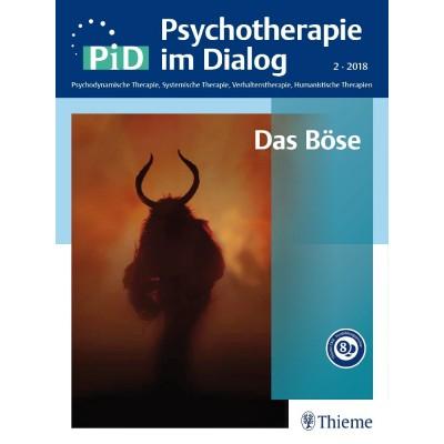 Psychotherapie im Dialog - Das Böse
