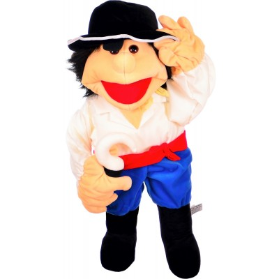 Peer, der Pirat - Living Puppets