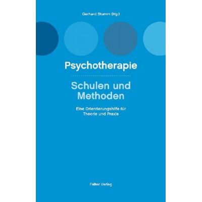 Psychotherapie, Schulen und Methoden