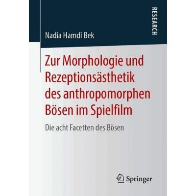 Zur Morphologie und Rezeptionsästhetik des...