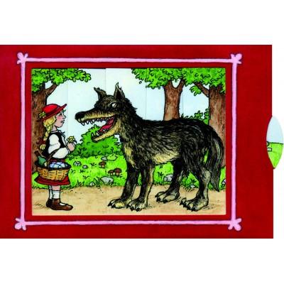Lebende Karte - Wölfchen
