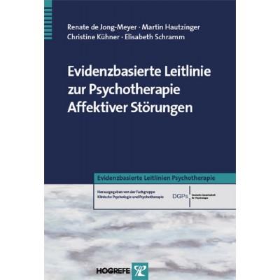 Evidenzbasierte Leitlinie zur Psychotherapie Affektiver...