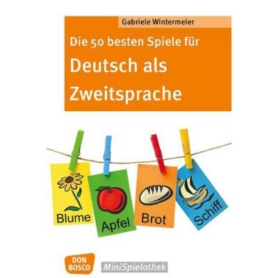 Die 50 besten Spiele für Deutsch als Zweitsprache