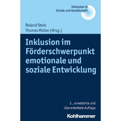 Inklusion im Förderschwerpunkt emotionale und soziale...