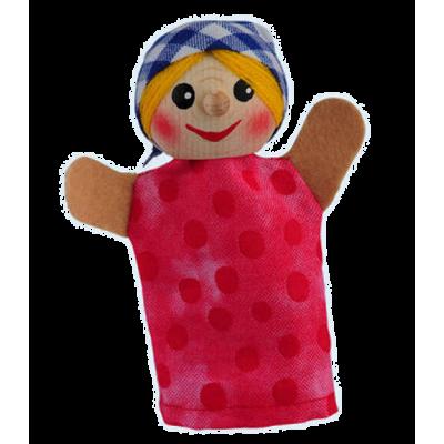 Gretel - Fingerpuppe