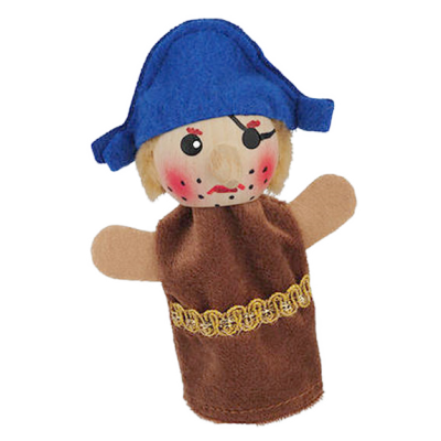 Pirat - Fingerpuppe