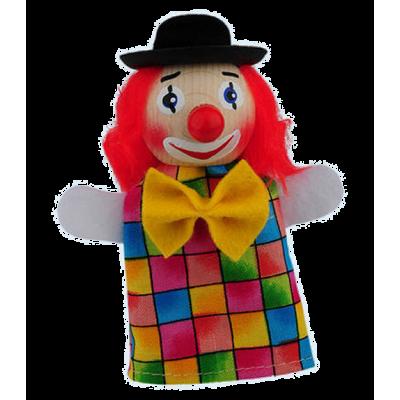 Clown - Fingerpuppe