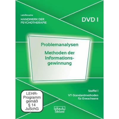Problemanalysen · Methoden der Informationsgewinnung (DVD 1)