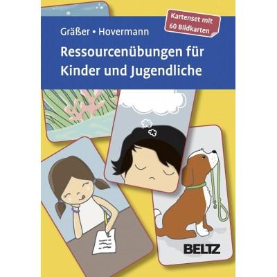 Ressourcenübungen für Kinder und Jugendliche - Kartenset...